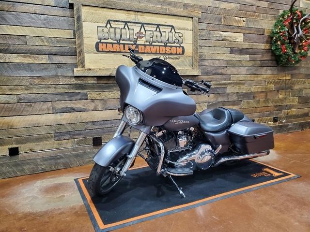 2016 Harley-Davidson Street Glide Special at Bull Falls Harley-Davidson