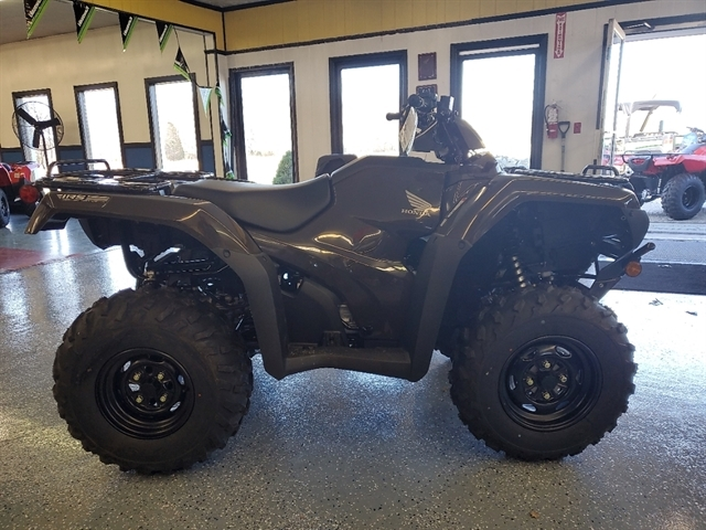 2020 Honda FourTrax Rancher 4X4 Automatic DCT IRS EPS at Thornton's Motorcycle - Versailles, IN