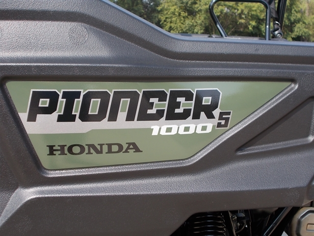 2021 Honda Pioneer 1000-5 Base at Nishna Valley Cycle, Atlantic, IA 50022