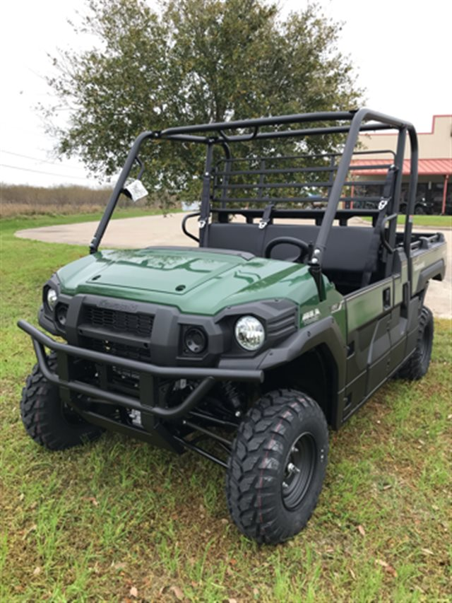 2018 Kawasaki Mule PRO-DX Diesel EPS at Dale's Fun Center, Victoria, TX 77904