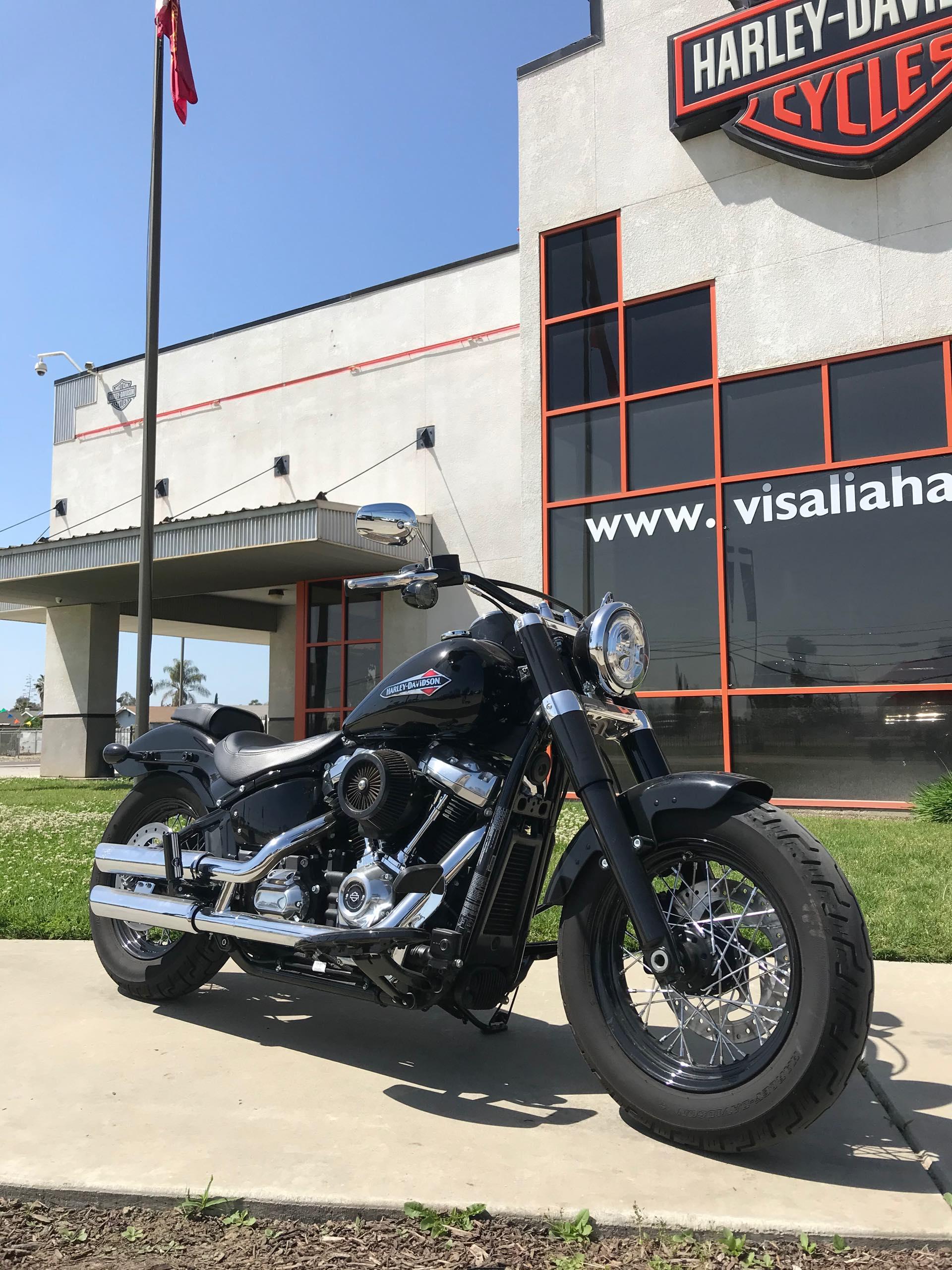 2018 Harley-Davidson Softail Slim at Visalia Harley-Davidson