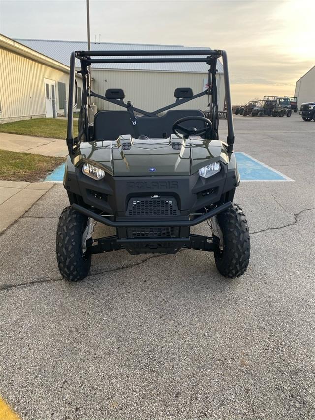 2021 Polaris Ranger 570 Full-Size Base at Waukon Power Sports, Waukon, IA 52172