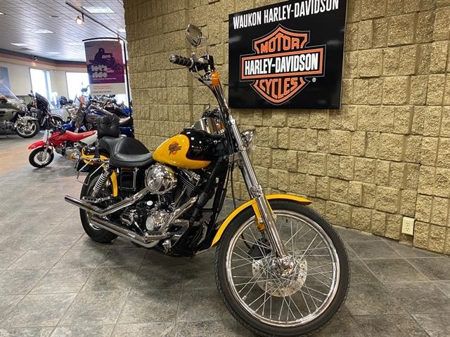 2000 Harley-Davidson Dyna Wide Glide at Waukon Harley-Davidson, Waukon, IA 52172