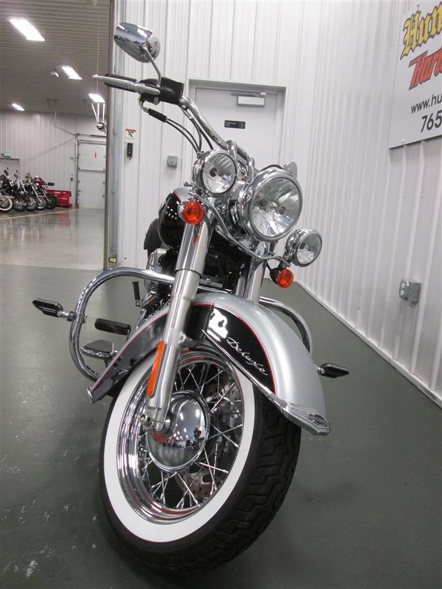 2015 Harley-Davidson Softail Deluxe at Hunter's Moon Harley-Davidson®, Lafayette, IN 47905