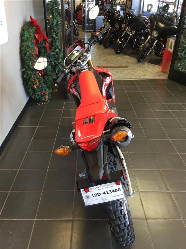 2018 Honda CRF 250L at Champion Motorsports, Roswell, NM 88201