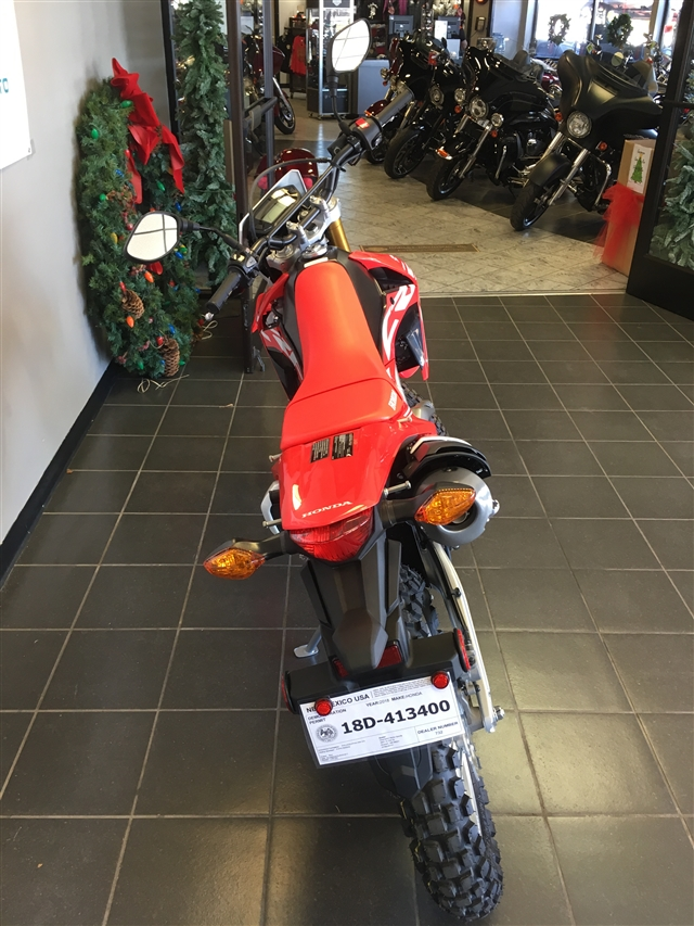 2018 Honda CRF 250L at Champion Motorsports, Roswell, NM 88201