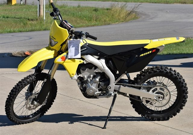 2017 Suzuki RMX 450Z at Lincoln Power Sports, Moscow Mills, MO 63362