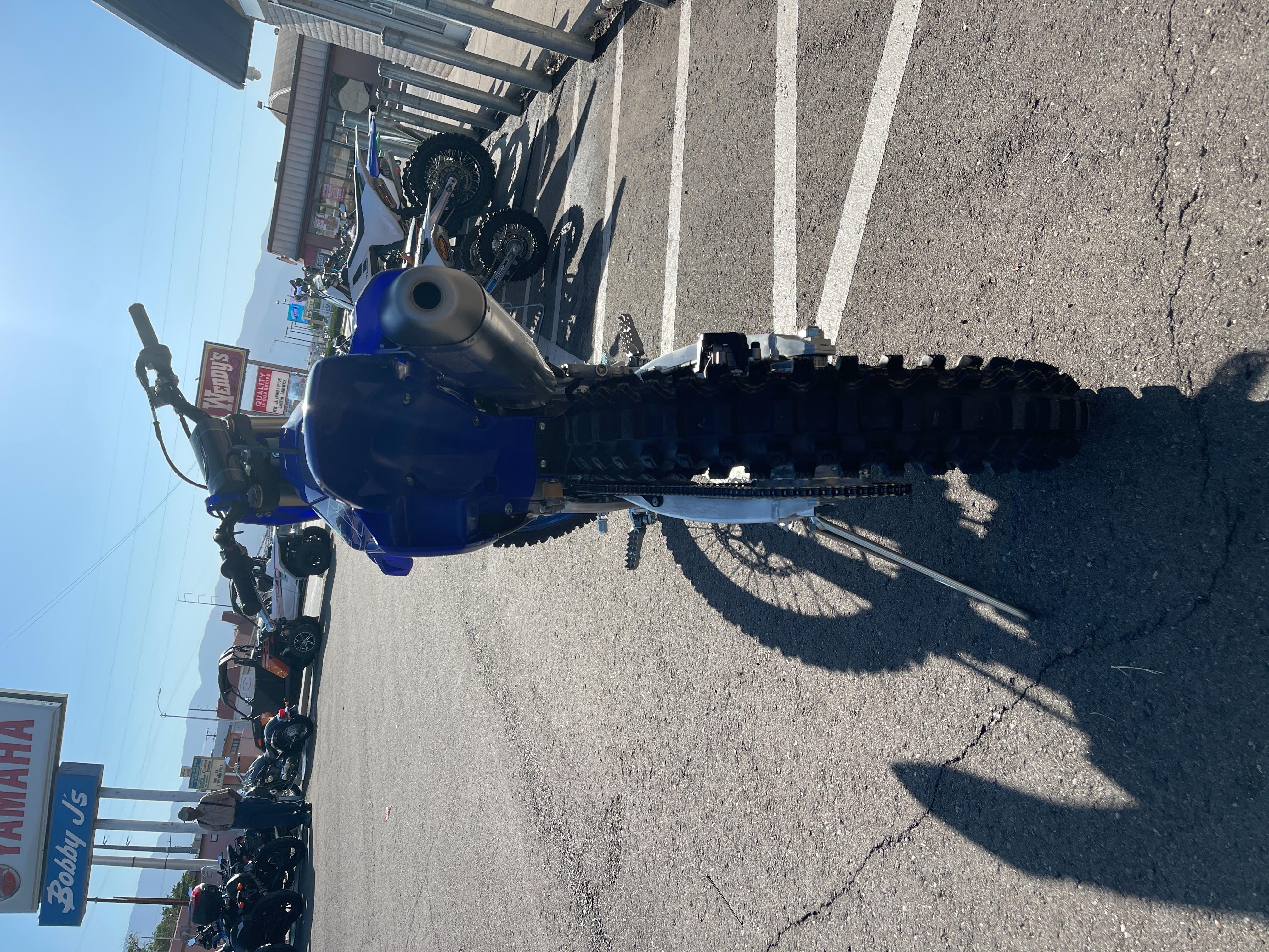 2022 Yamaha YZ-450F 450F at Bobby J's Yamaha, Albuquerque, NM 87110