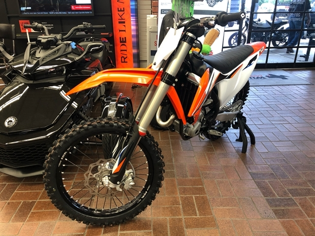2021 KTM SX 250 F at Wild West Motoplex