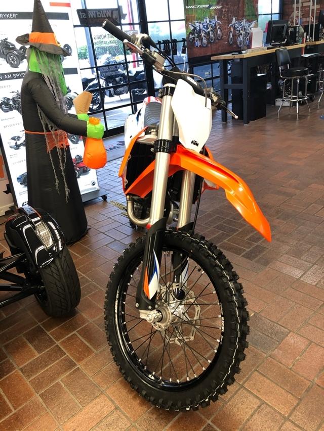 2021 KTM SX 250 F at Wild West Motoplex