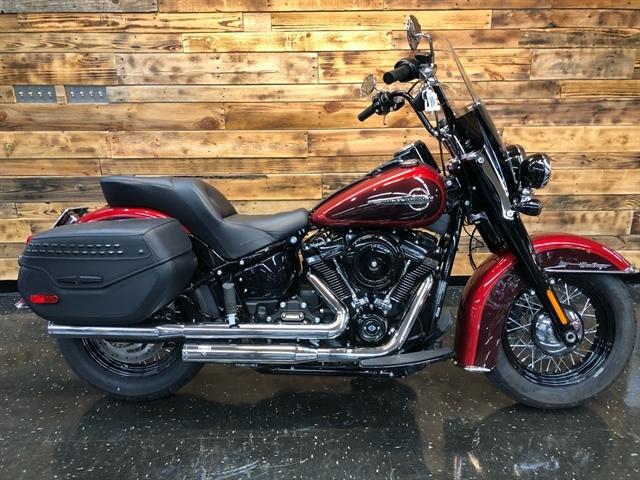 2019 Harley-Davidson Softail Heritage Classic at Holeshot Harley-Davidson