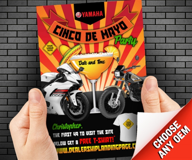 Cinco De Mayo Party Powersports at PSM Marketing - Peachtree City, GA 30269
