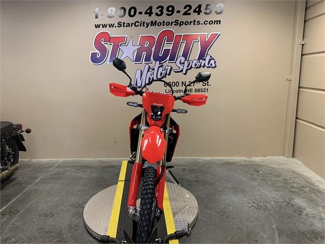 2021 Honda CRF 450RL at Star City Motor Sports