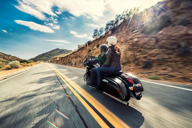 2021 Kawasaki Vulcan 1700 Vaquero ABS at ATVs and More