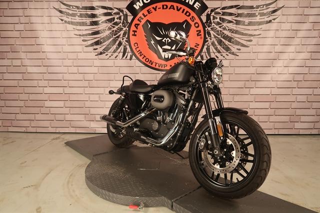 2016 Harley-Davidson Sportster Roadster at Wolverine Harley-Davidson