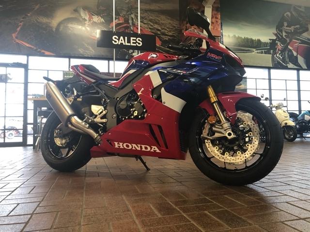 2021 Honda CBR1000RR-R Fireblade SP at Wild West Motoplex