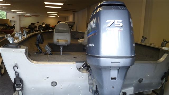 2005 ALUMACRAFT 175 NAVIGATOR at Pharo Marine, Waunakee, WI 53597