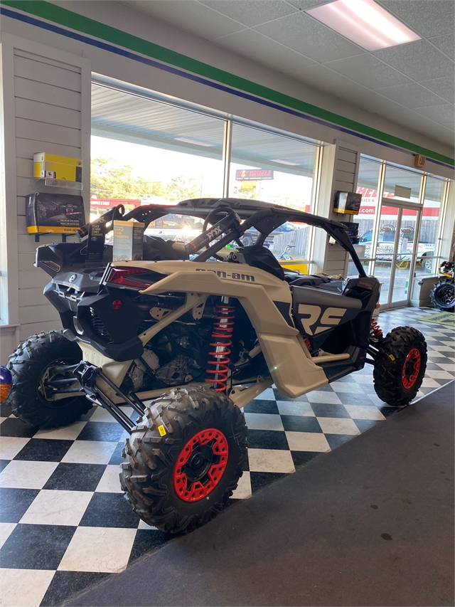 2021 Can-Am Maverick X3 X rs TURBO RR With SMART-SHOX at Jacksonville Powersports, Jacksonville, FL 32225