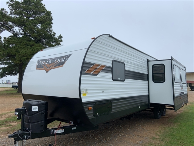 2021 Forest River Wildwood 29VBUD at Campers RV Center, Shreveport, LA 71129