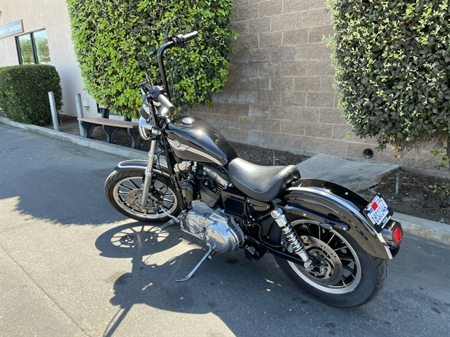 2003 Harley-Davidson XLH 1200 at Fresno Harley-Davidson