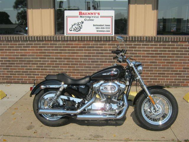 2017 Harley-Davidson XL1200C - 1200 Custom at Brenny's Motorcycle Clinic, Bettendorf, IA 52722