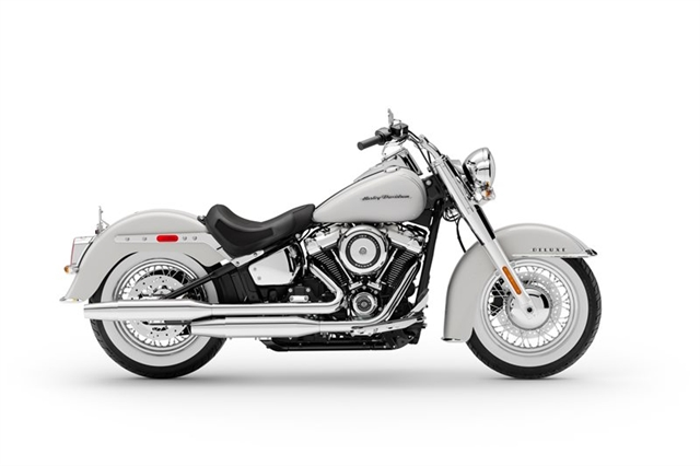 2020 Harley-Davidson Softail Deluxe at Williams Harley-Davidson
