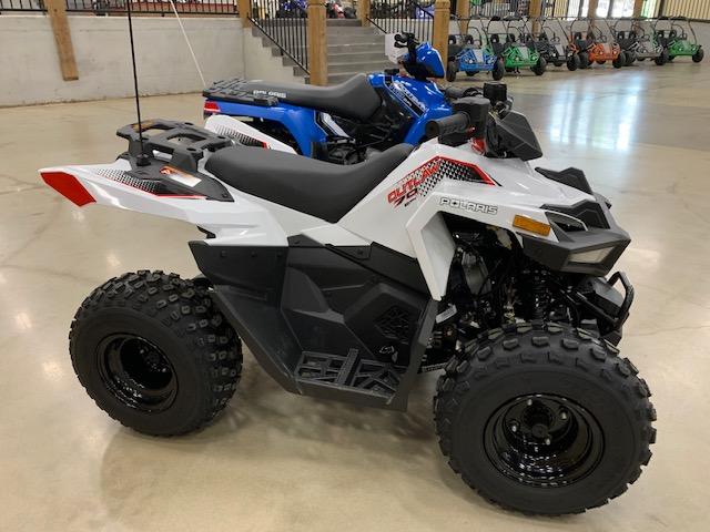 2021 Polaris Outlaw 70 at Got Gear Motorsports