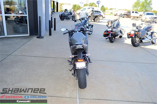2018 Kawasaki Ninja 650 ABS at Shawnee Honda Polaris Kawasaki