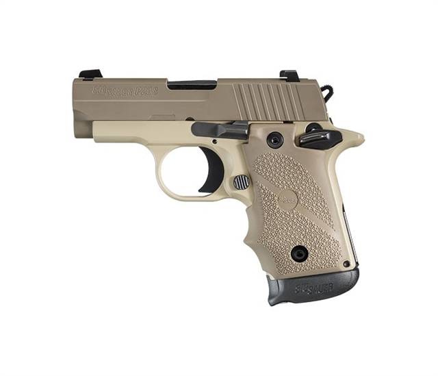 2018 Sig Sauer P238 Desert Micro-Compact at Harsh Outdoors, Eaton, CO 80615