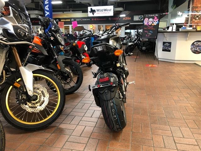 2020 Yamaha MT 09 at Wild West Motoplex