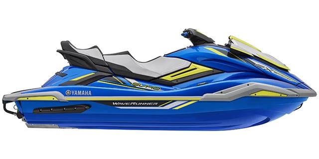 2020 Yamaha WaveRunner FX Cruiser SVHO at Yamaha Triumph KTM of Camp Hill, Camp Hill, PA 17011