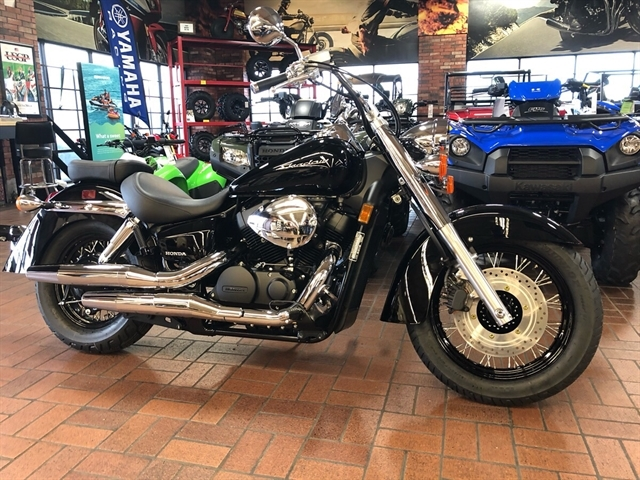 2019 Honda Shadow Aero at Wild West Motoplex