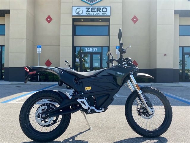 2021 Zero FX ZF72 at Fort Myers