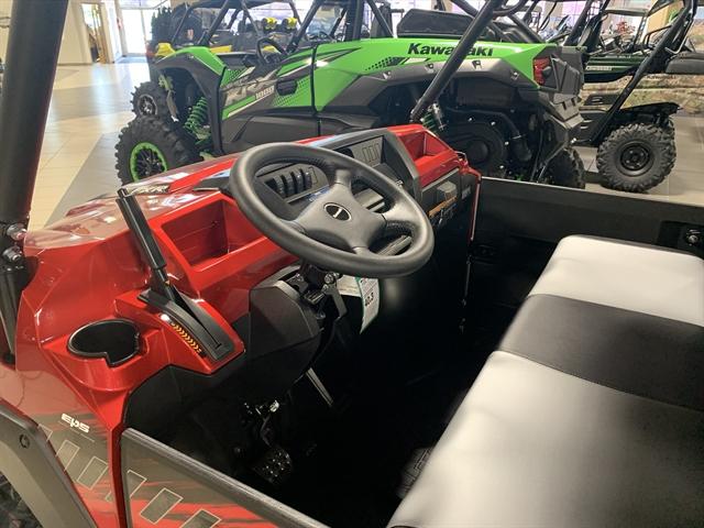 2020 Kawasaki Mule PRO-FXR Base at Star City Motor Sports