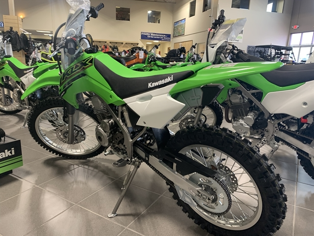 2021 Kawasaki KLX 140R F at Star City Motor Sports
