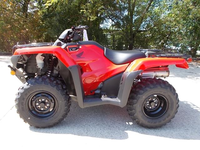 2020 Honda FourTrax Rancher 4X4 at Kent Motorsports, New Braunfels, TX 78130
