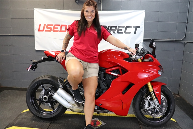 2017 Ducati SuperSport S at Used Bikes Direct
