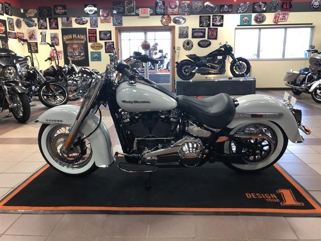 2020 Harley-Davidson Softail Deluxe at High Plains Harley-Davidson, Clovis, NM 88101