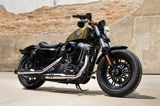 2016 Harley-Davidson Sportster Forty-Eight at Zips 45th Parallel Harley-Davidson