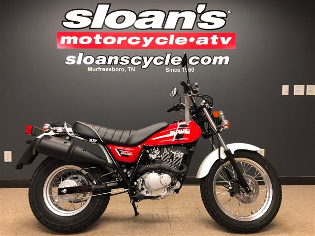 2018 Suzuki VanVan 200 at Sloans Motorcycle ATV, Murfreesboro, TN, 37129