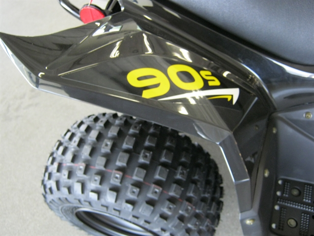 2021 Kymco Mongoose 90 S at Brenny's Motorcycle Clinic, Bettendorf, IA 52722