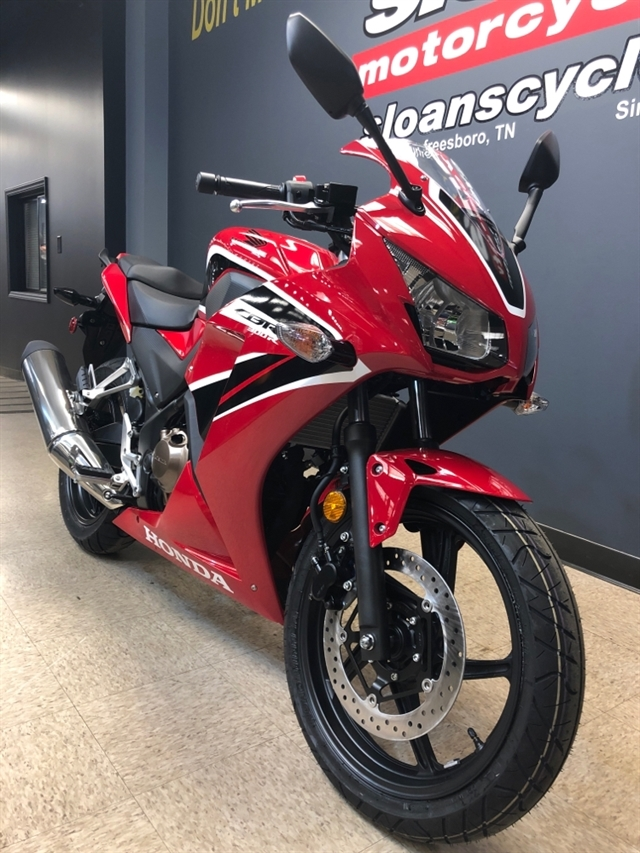 2019 Honda CBR300R Base at Sloans Motorcycle ATV, Murfreesboro, TN, 37129