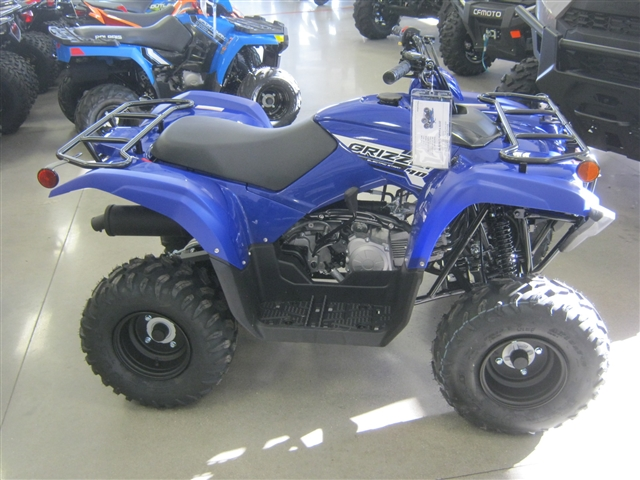 2019 Yamaha Grizzly 90 at Brenny's Motorcycle Clinic, Bettendorf, IA 52722