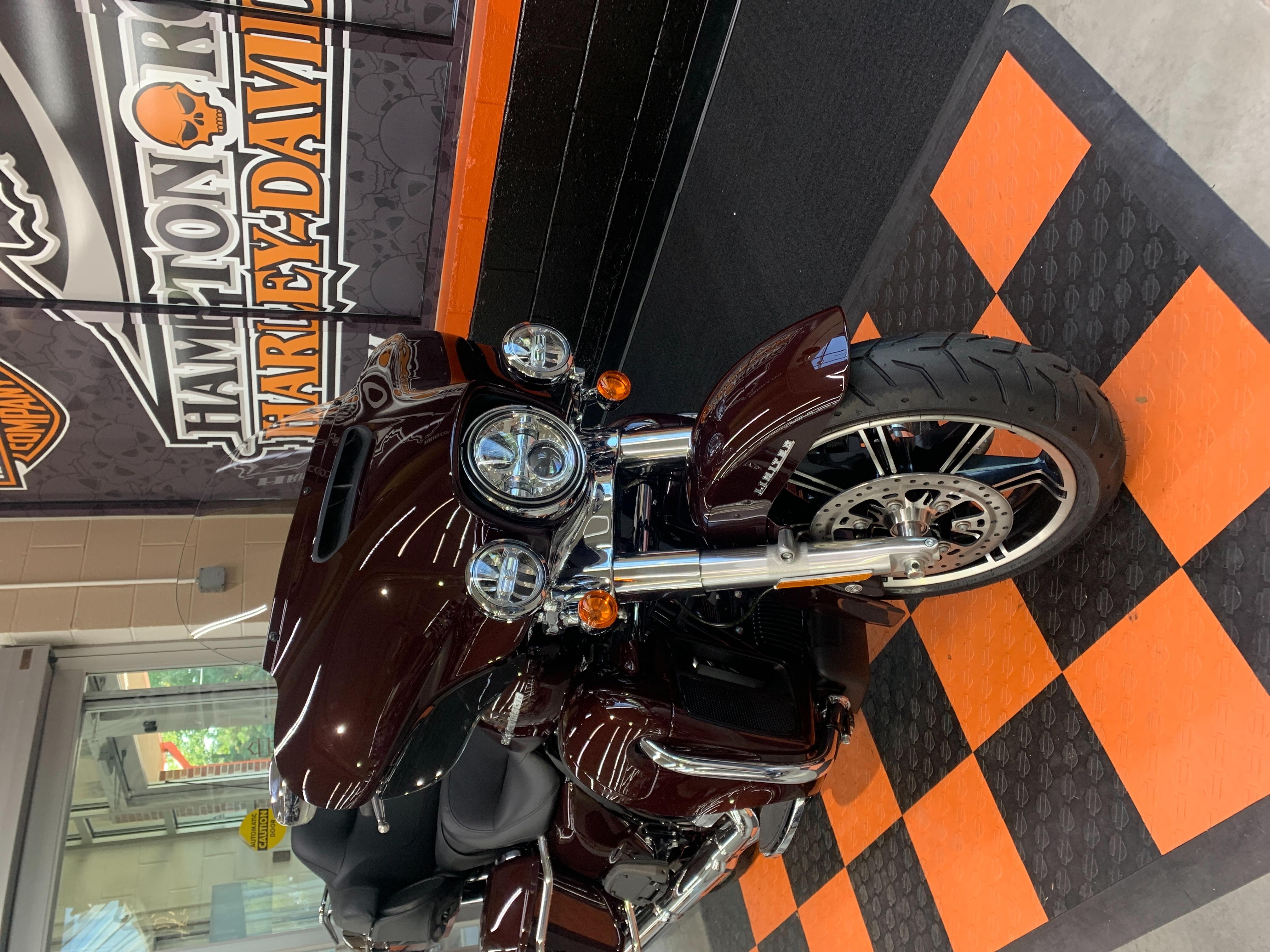 2021 Harley-Davidson Touring Ultra Limited at Hampton Roads Harley-Davidson