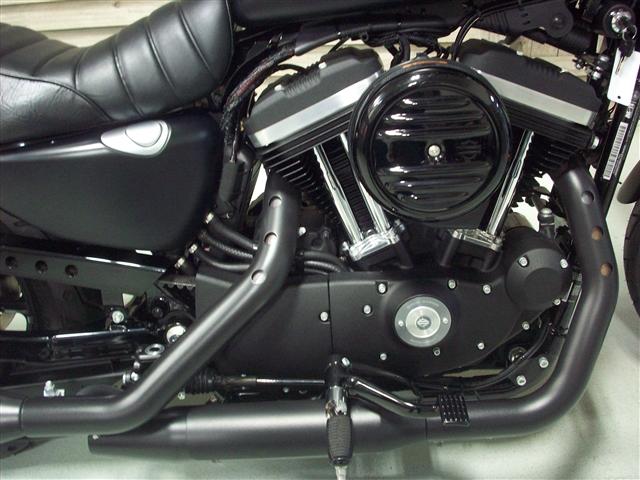 2016 Harley-Davidson Sportster Iron 883 at Indianapolis Southside Harley-Davidson®, Indianapolis, IN 46237