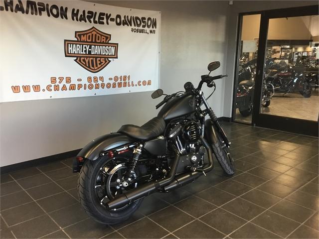 2020 Harley-Davidson Sportster Iron 883 at Champion Harley-Davidson