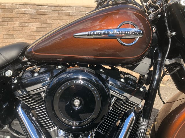 2019 Harley-Davidson Softail Heritage Classic at RG's Almost Heaven Harley-Davidson, Nutter Fort, WV 26301