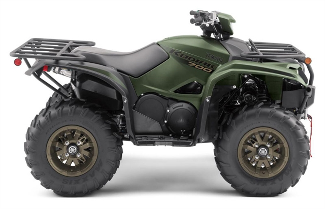 2021 Yamaha Kodiak 700 at Van's Motorsports