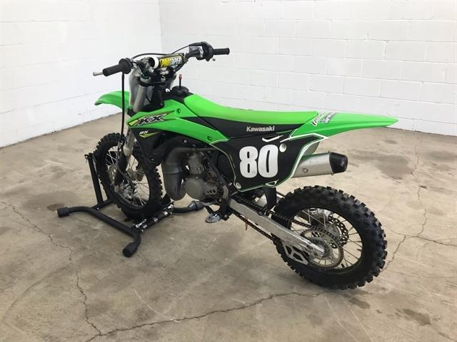 2018 Kawasaki KX 85 at Hebeler Sales & Service, Lockport, NY 14094