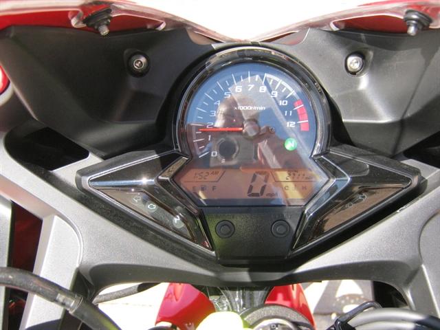 2017 Honda CBR300R at Brenny's Motorcycle Clinic, Bettendorf, IA 52722